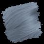 Crazy Color Semi-Permanent Hair Dye - slate sample