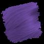 Crazy Color Semi-Permanent Hair Dye - violette sample
