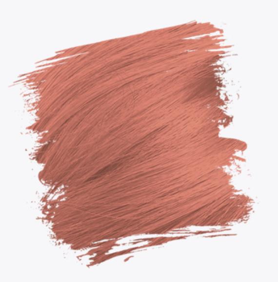 Crazy Color Pastel Spray - Peachy Coral sample